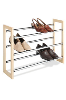 Whitmor Expanding 3 Tier Shoe Rack - 262287