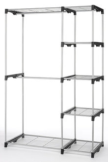 Whitmor Double Rod Freestanding Closet - 262295