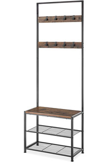 Whitmor Modern Industrial Entryway Tower - 262297