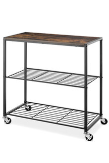 Whitmor Modern Industrial 3 Tier Shelf - 262299