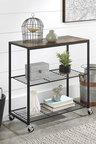 Whitmor Modern Industrial 3 Tier Shelf