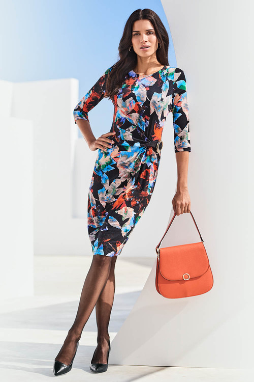 Heine Buckle Dress