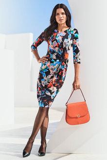 Heine Buckle Dress - 262316