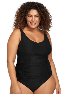Artesands Modest Front, E/F Underwire One Piece Swim Suit - 262335