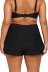 Hues Black Swim Short