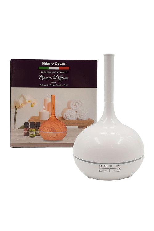 Milano Supreme Ultrasonic Aroma Diffuser