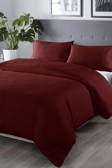 Royal Comfort Blended Bamboo Duvet Cover Set - 262385
