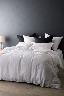 Hampton Linen Duvet Cover Set - 262398