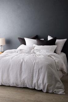 Hampton Linen Duvet Cover Set - 262398