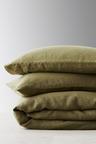 Hampton Linen Duvet Cover Set