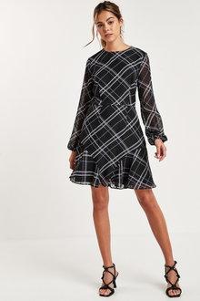 Next Flippy Dress - 262443