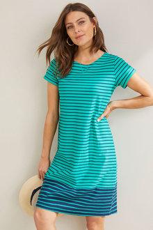 Capture Tee Shirt Dress - 262452