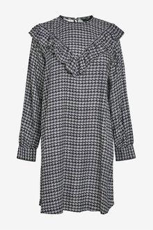 Next Ruffle Dress - 262467