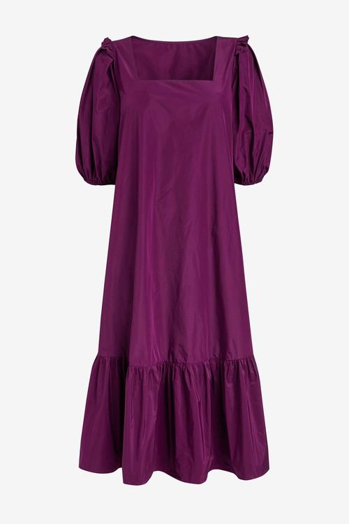 Next Taffeta Square Neck Dress