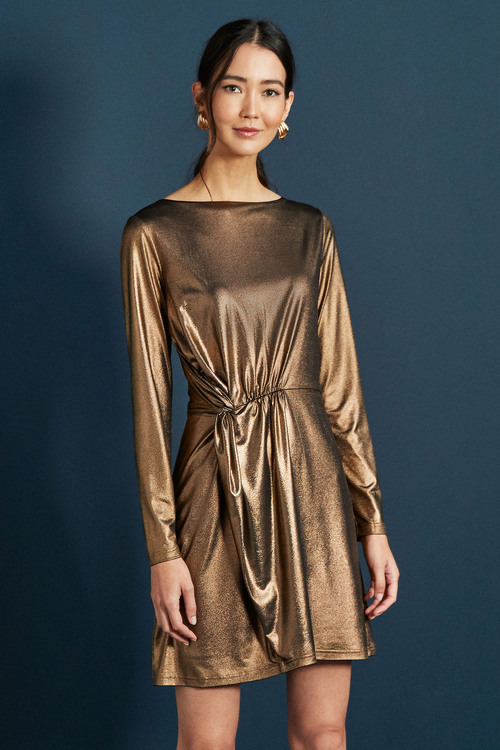 Next Knot Waist Bodycon Dress