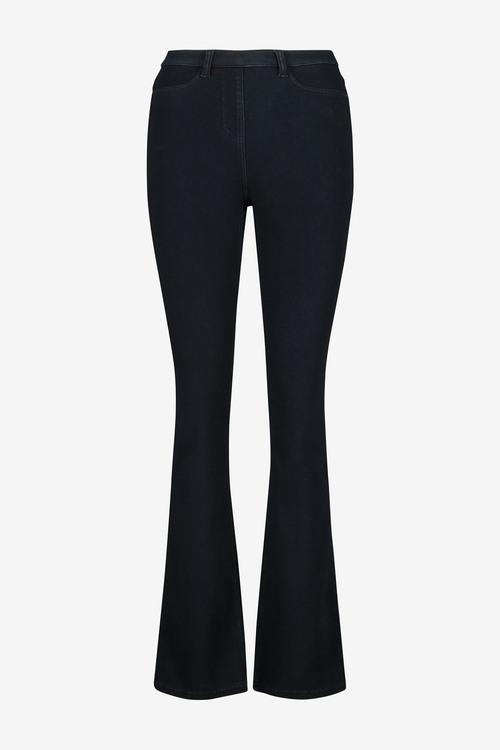 Next Jersey Denim Boot Cut Jeans