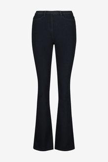 Next Jersey Denim Boot Cut Jeans - 262619