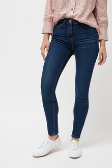 Next Soft Touch Skinny Jeans - 262636