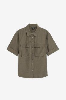 Next Emma Willis Utility Pocket Shirt - 262666