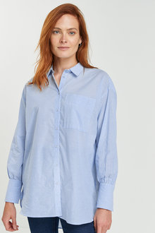 Next Oversize Cotton Shirt - 262677