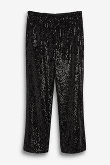 Next Sparkle Wide Leg Pants - 262736