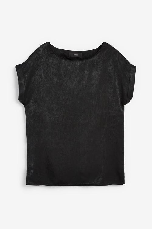 Next Utility Satin T-Shirt