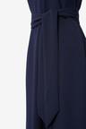 Next Belted Midi Dress - Tall