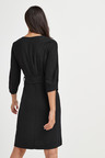 Next Crepe Belted Dress - Tall