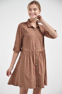 Next Shirt Dress - 262849