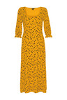 Next Short Sleeve Midi Dress - Tall