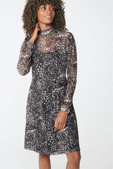 Next Short Mesh Dress - Tall - 262855