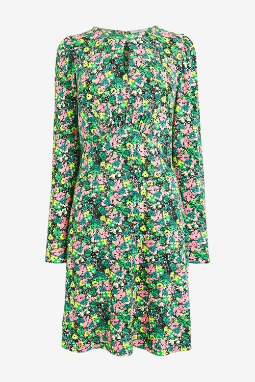 Next Vintage Style Tea Dress - Tall