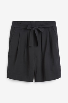 Next Belted Shorts - 262975