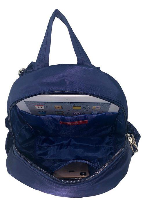 Pierre Cardin Slash-Proof Backpack