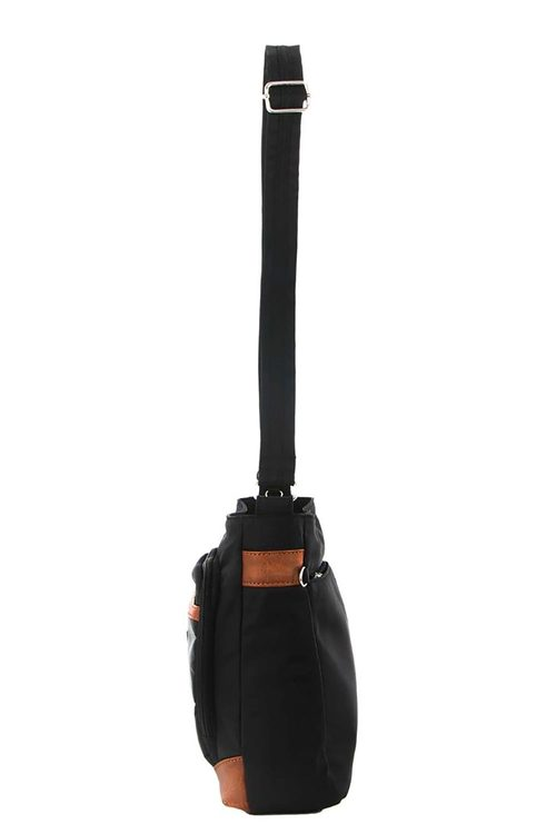Pierre Cardin 2-tone Slash-Proof X-Body Bag