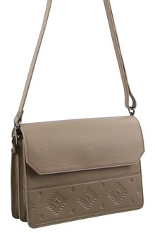 Pierre Cardin Leather Cross-Body Bag/Clutch - 262984