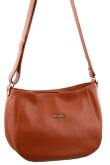 Pierre Cardin Leather Cross-Body Bag - 262989