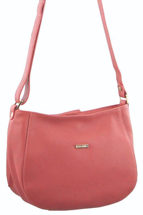 Pierre Cardin Leather Cross-Body Bag