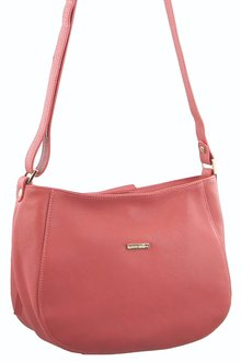 Pierre Cardin Leather Cross-Body Bag - 262989
