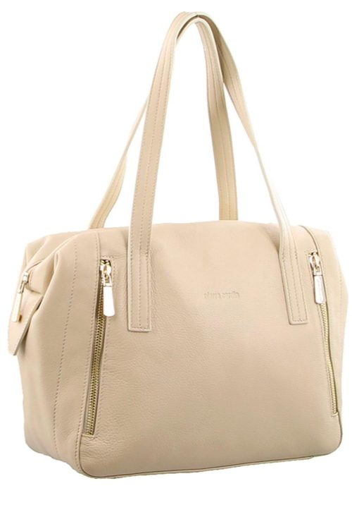 Pierre Cardin Leather Tote Bag