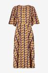 Next Keyhole Midi Dress
