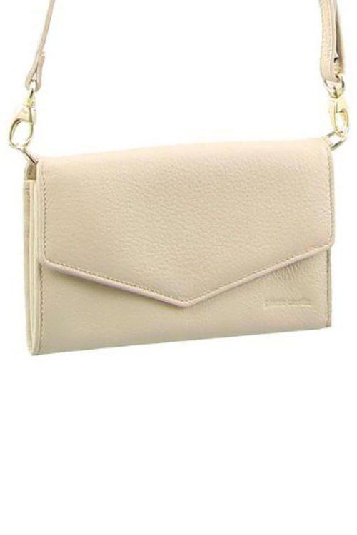 Pierre Cardin Leather Organiser/ X-Body Bag