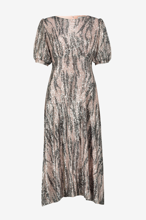Next Sequin Tea Dress
