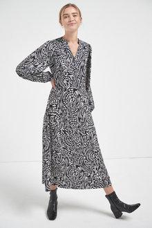 Next Midi Dress - 263016