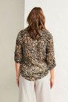Capture Chiffon Crinkle Shirt