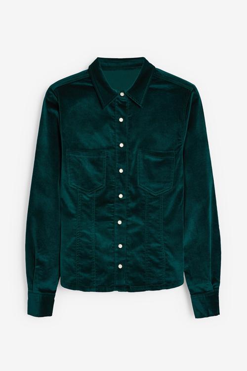 Next Velvet Shirt