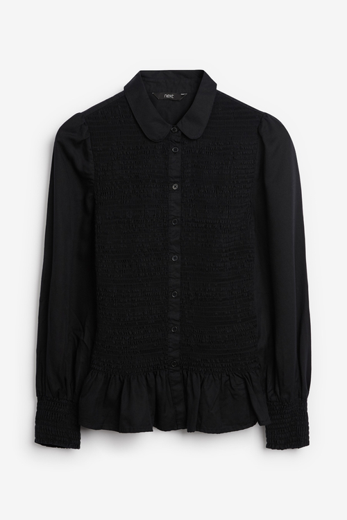 Next Shirred Shirt