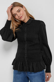 Next Shirred Shirt - 263062