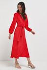 Next Plunge Maxi Dress