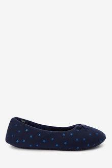 Next Star Ballerina Slippers - 263214